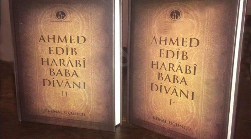 AHMED EDİB HARÂBİ BABA DİVÂNI